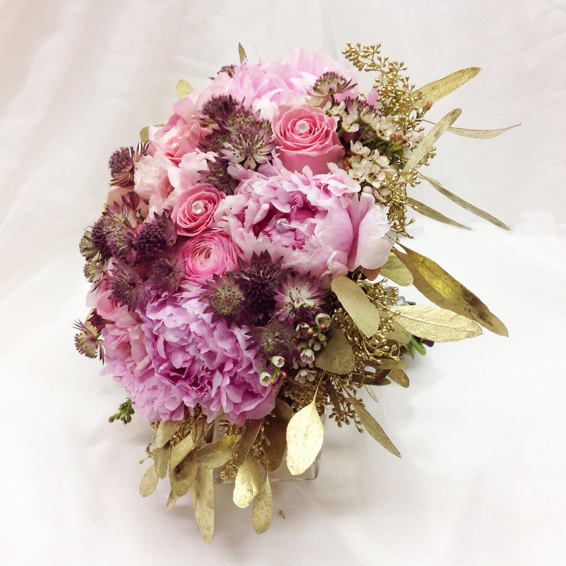Bridal Lush Bouquet 17.2