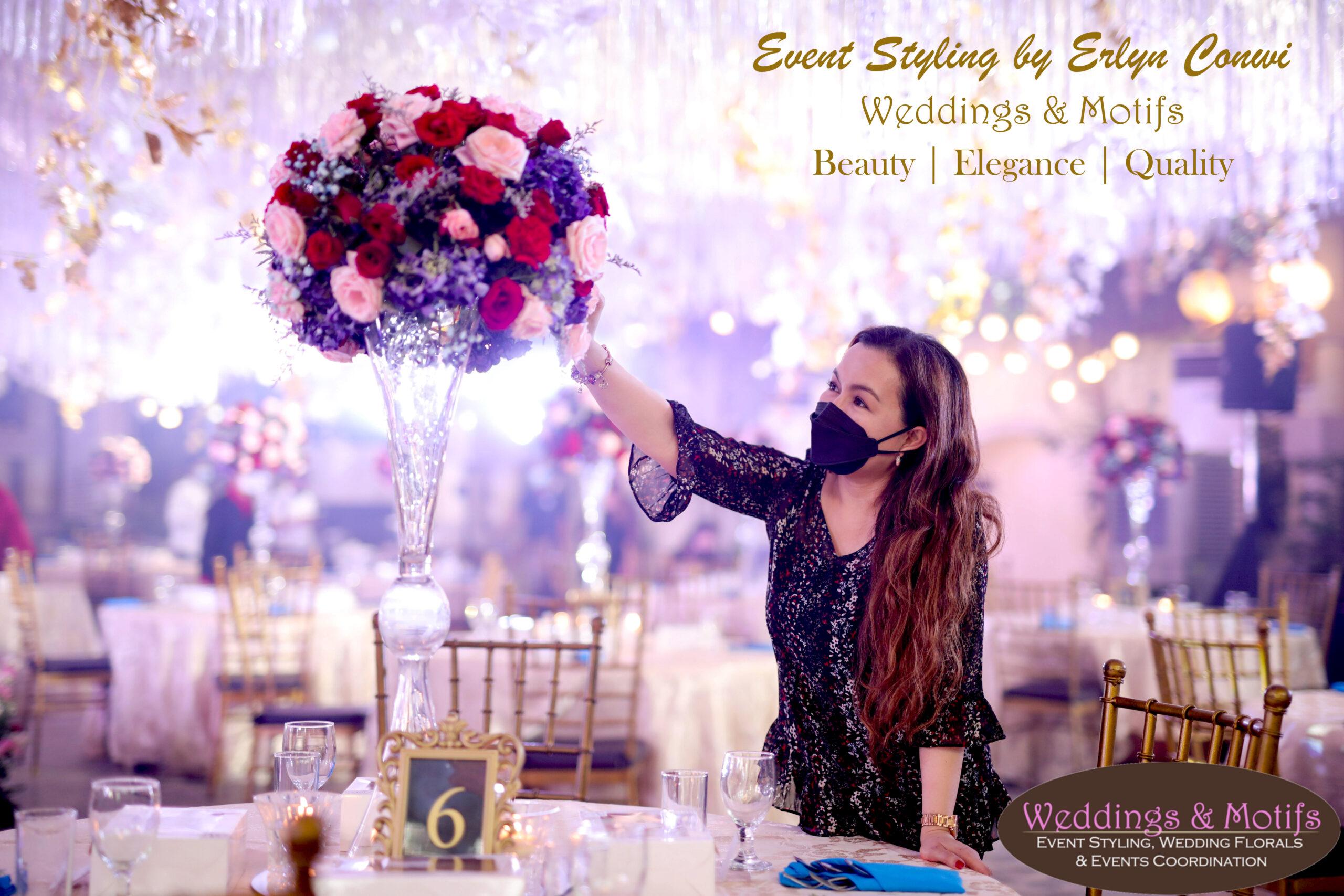 Event Stylist Erlyn Conwi